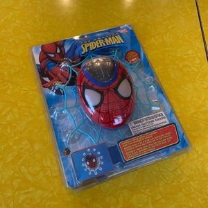 Spider-man NIB Shower Radio